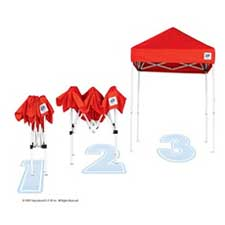 E-Z UP express II canopy E-Z UP The original instant shade structure  sc 1 st  Sports Facilities Group Inc. & E-Z UP Canopies shade structures and accessories. | Sports ...